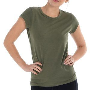 Paper Label Dillon Baby Tee Green
